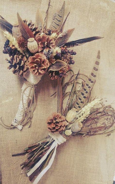 bouquet-con-piume